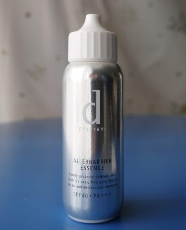 画像: 空気中の汚れから守る「d プログラム アレルバリア エッセンス」
