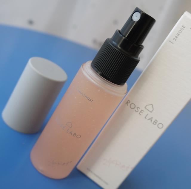 画像: 食べられるバラを使った化粧水「ROSE LABO ナチュラルレインR」