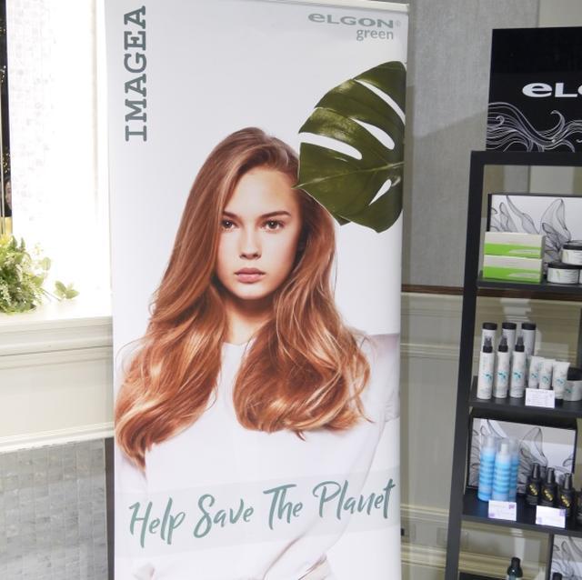 画像: イタリアのヘアケアブランド「エルゴン・グリーン」インフルエンサーイベント