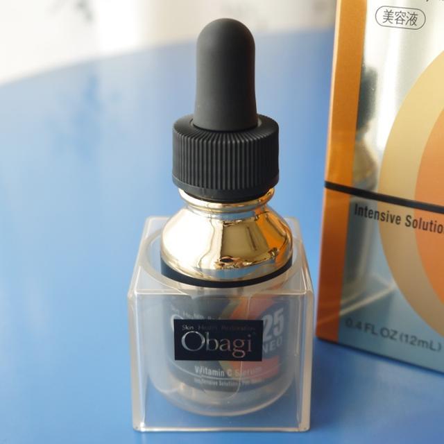 画像: 大人の肌悩みに!史上最高濃度のビタミンC配合「オバジ C25セラムNEO」