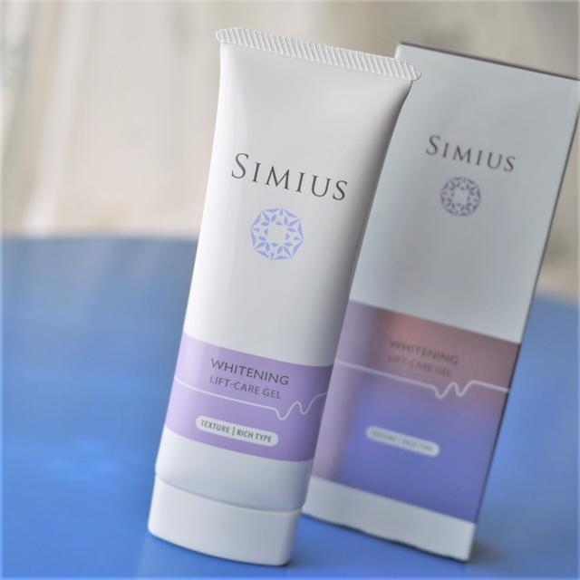 画像: シミに悩まない透明肌へ「SIMIUS 薬用ホワイトニングリフトケアジェル」