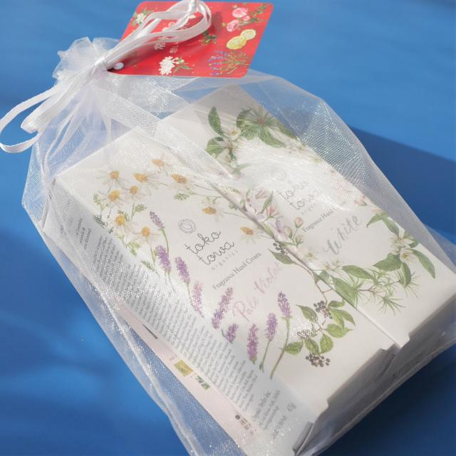 画像: 2種の贅沢な香り「トコトワオーガニクス オーガニックハンドビューティーセット」