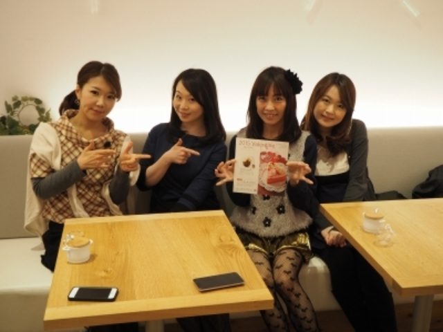 画像: GLACIELのホワイトデー&春新商品の試食会がはじまります☆