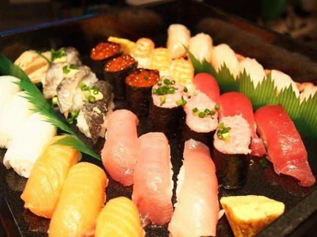 画像: お寿司のデリバリー・柿家鮨☆