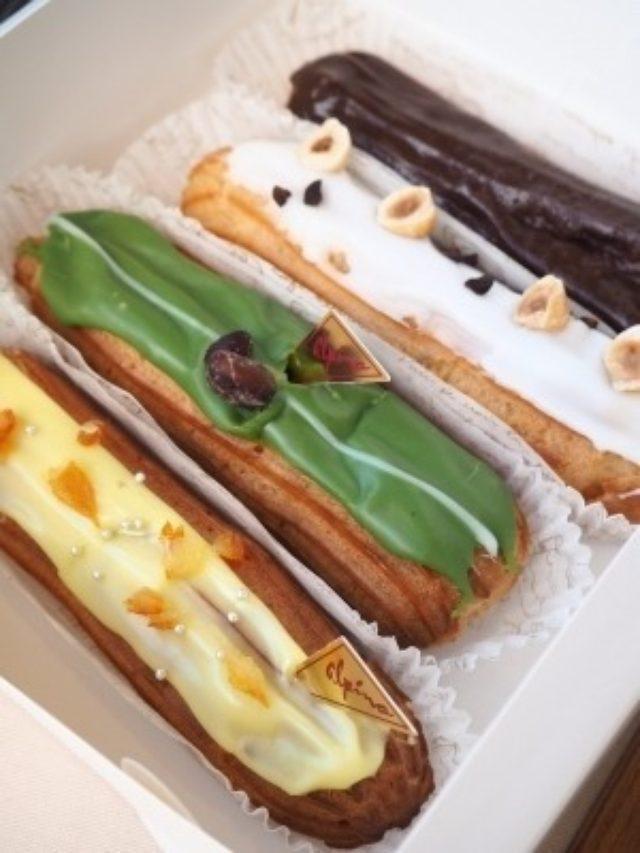 画像: かわいいエクレアショップ!お菓子やさん コクーンシティ店☆