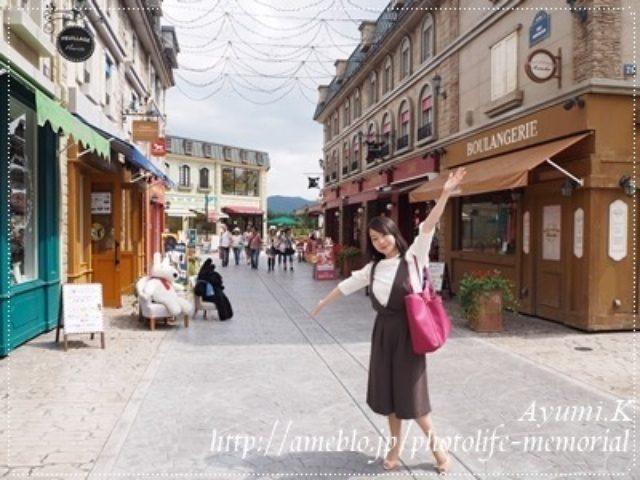 画像: メトロポリターナの取材でリサとガスパールタウンへうかがっています☆
