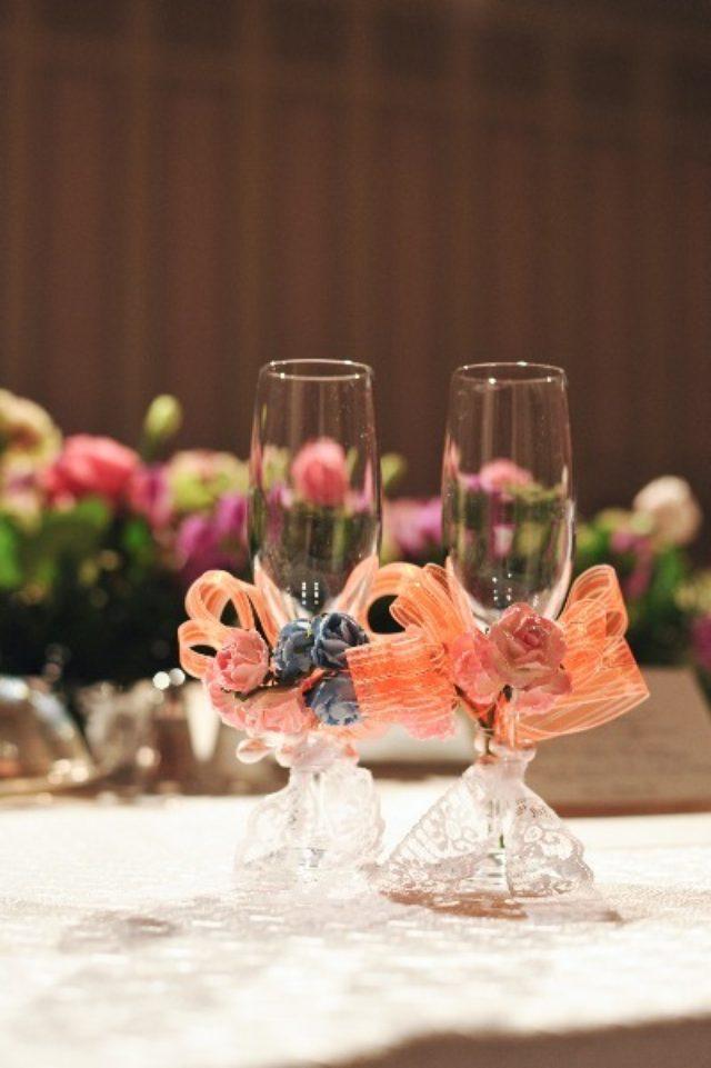 画像: オリジナルウエディングのコツ・乾杯のグラスは実は見られている!?