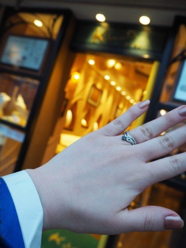 画像: 大切な指輪は定期的にメンテナンスをして新品同様に☆