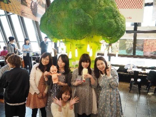 画像: 期間限定OPEN!kewpie mayo café(キユーピー マヨカフェ)☆