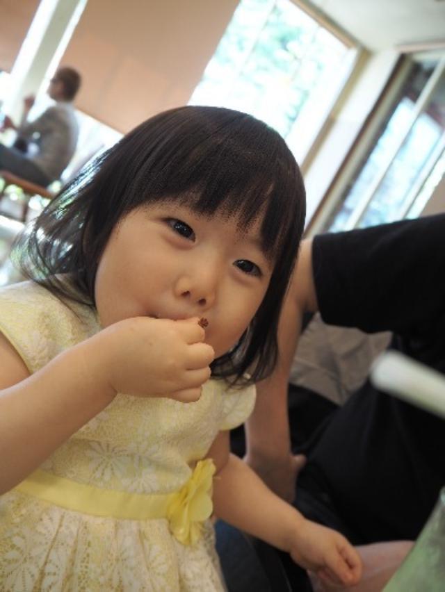 画像: 家族みんなで喫茶店でモーニング☆