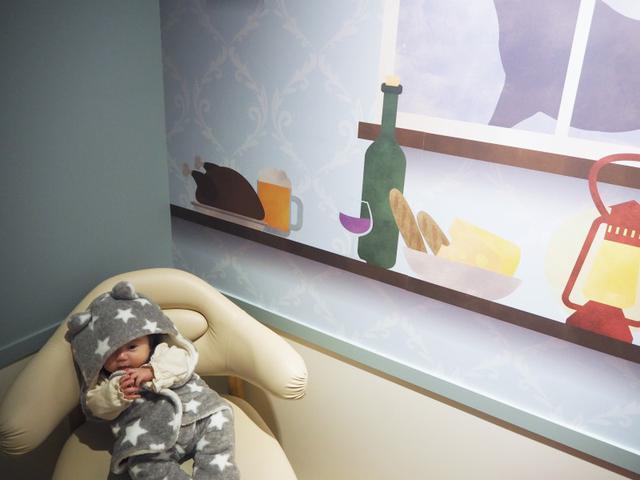 画像: サンシャインのベビールームを利用してみた☆