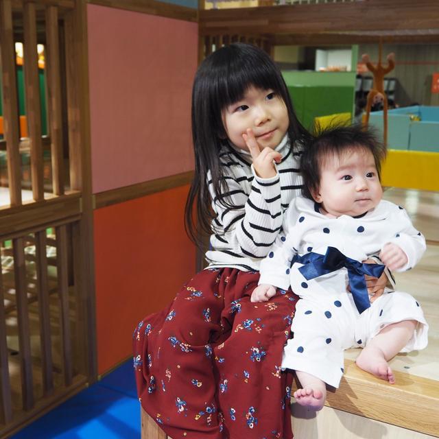 画像: 小さいお子様&赤ちゃんがいても安心して遊べる「キッズフル」☆
