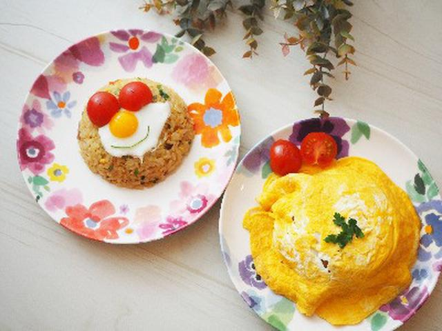 画像: お料理大好きな娘と炒飯アレンジ☆