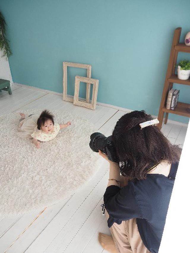 画像: 【撮影お仕事】赤ちゃん・キッズ専門のスタジオトイ 池袋店へ☆