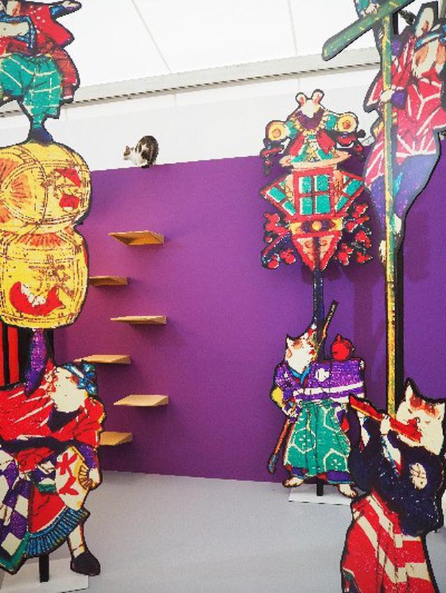 画像: 【期間限定】猫好きにはたまらない!浮世絵世界で猫と遊べる「江戸ねこ茶屋」☆