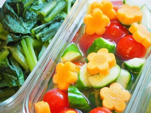 画像: 【簡単レシピ】家から出たくない日は作り置きのお惣菜(常備菜)を☆