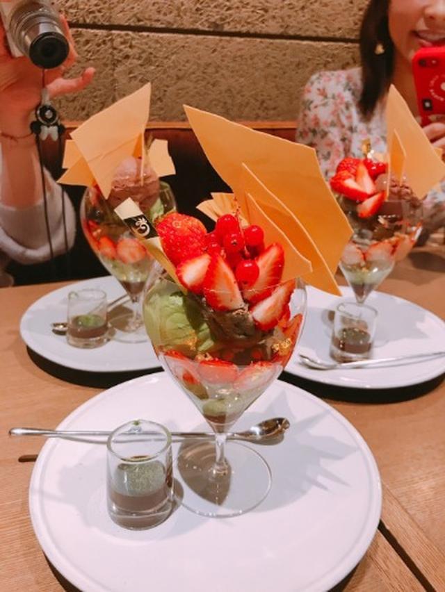 画像: 【ニューオープン】フォトジェニックでインスタ映えのパフェをパティスリー&カフェ デリーモ京都で☆