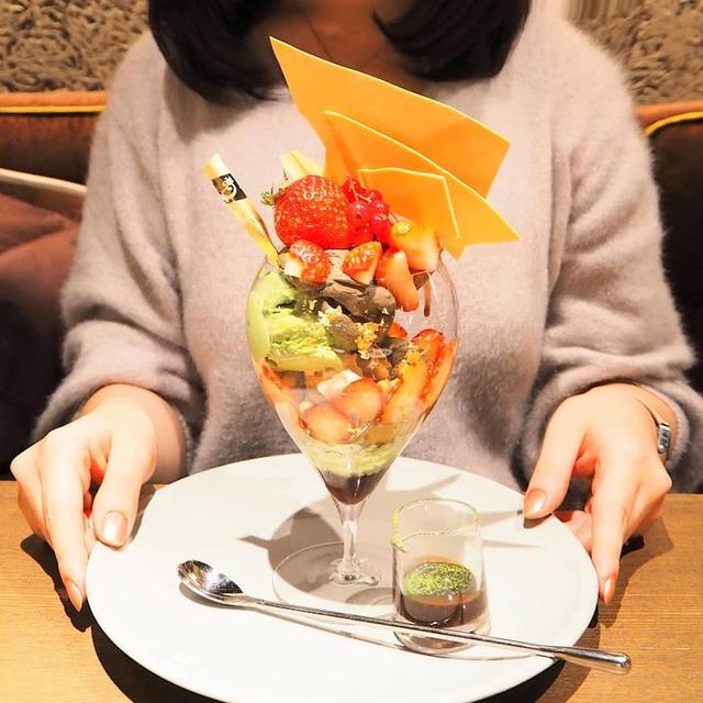 画像: 【ニューオープン】フォトジェニックでインスタ映えのパフェをパティスリー&カフェ デリーモ