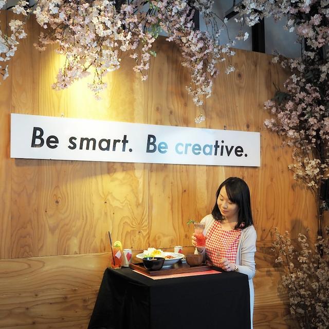 画像: ランチタイムにお花見ができちゃう「RAIZIN SAKURA CAFE」☆