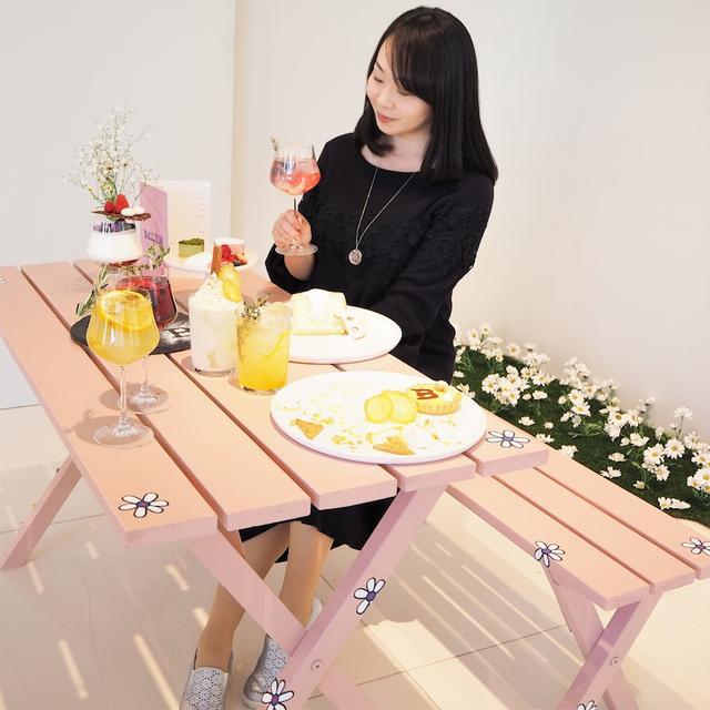 画像: 【期間限定】青山テルマ さんと「バリー(BALLY)」がコラボしたBally Cafe☆