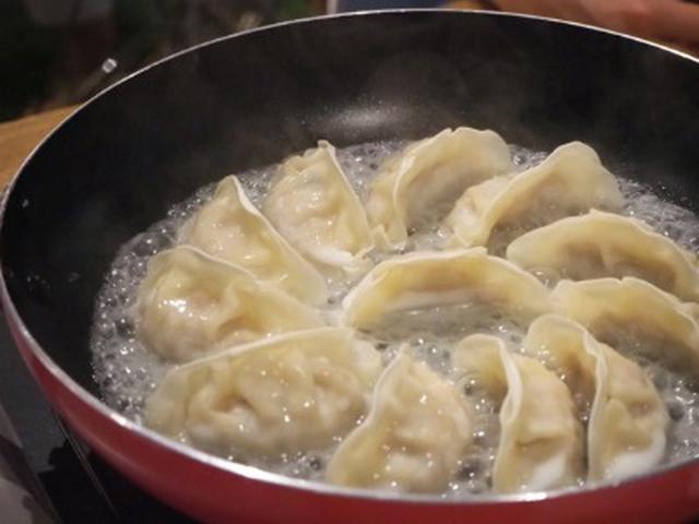 画像: #冷凍食品総選挙 2位!「#大阪王将 #羽根つき餃子」☆