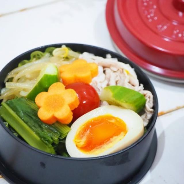 画像: 作り置きのお惣菜を工夫してお弁当作り&キュキュットCLEAR泡スプレーできれいに☆