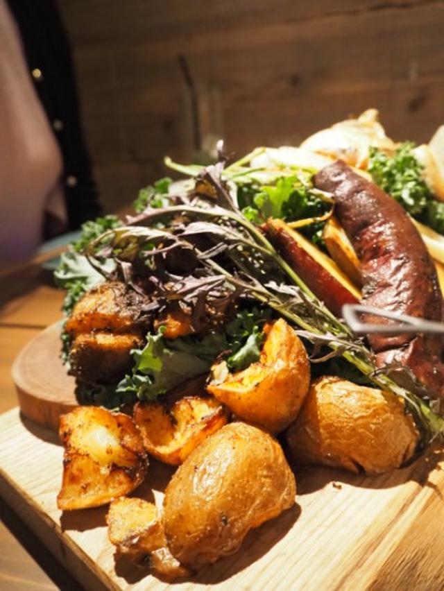 画像: オーガニック野菜をたっぷりと味わえる「WE ARE THE FARM目黒」で女子会☆