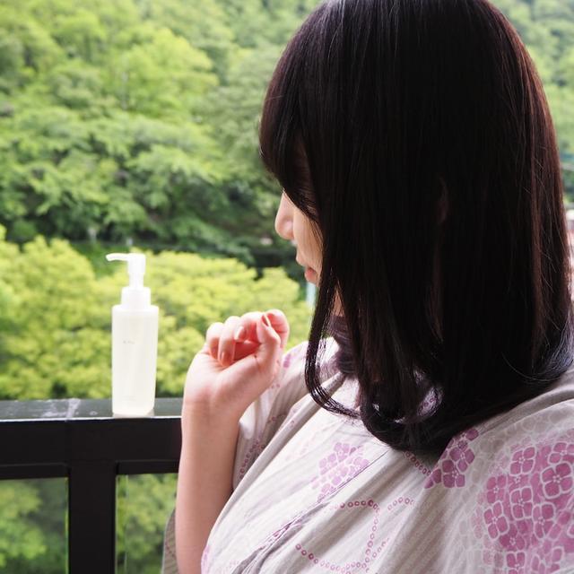 画像: 【時短コスメ】クレンジングする前より潤う?!「アニュ モイスチャークレンジングオイル」☆