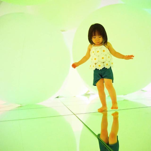 画像: 【新豊洲】水に入るミュージアム・チームラボプラネッツ TOKYOに潜入してみた☆