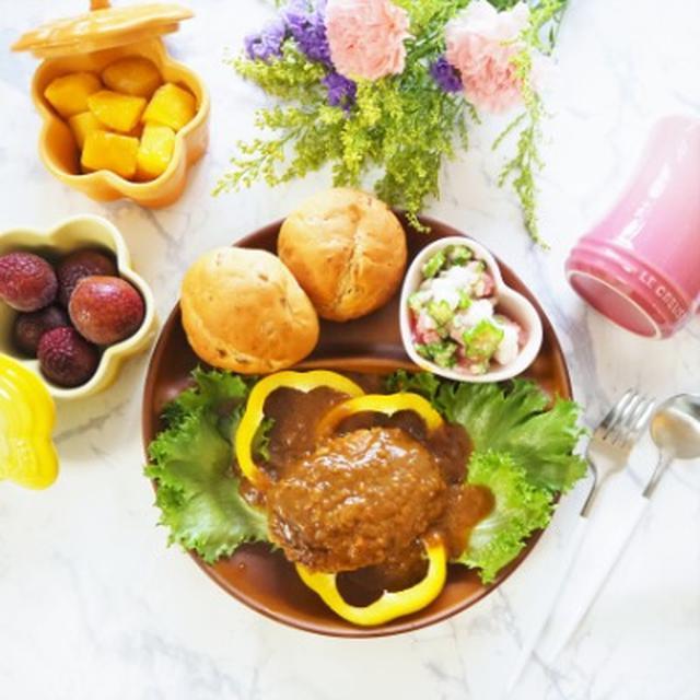 画像: 【おうちごはん・簡単レシピ】安心&安全な冷凍食品を上手に使っておいしいワンプレートランチ☆