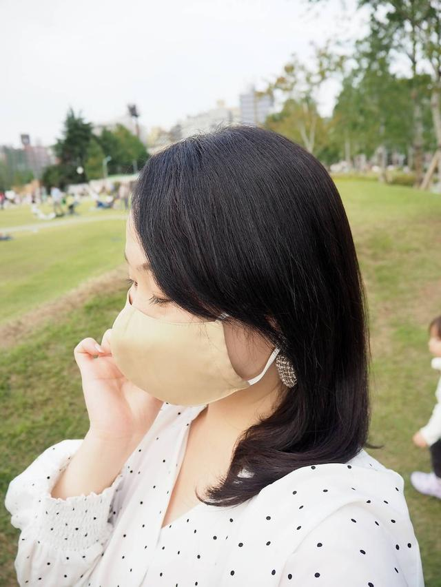 画像: 【おしゃれマスク】NEO能登上布を使ったひんやり麻マスクで快適☆