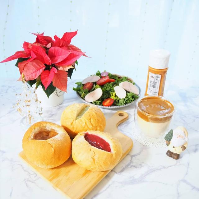 画像: 【お取り寄せ】午前中で売り切れることもあるほどの人気の銀座パン屋『月と花』のジャムパン☆
