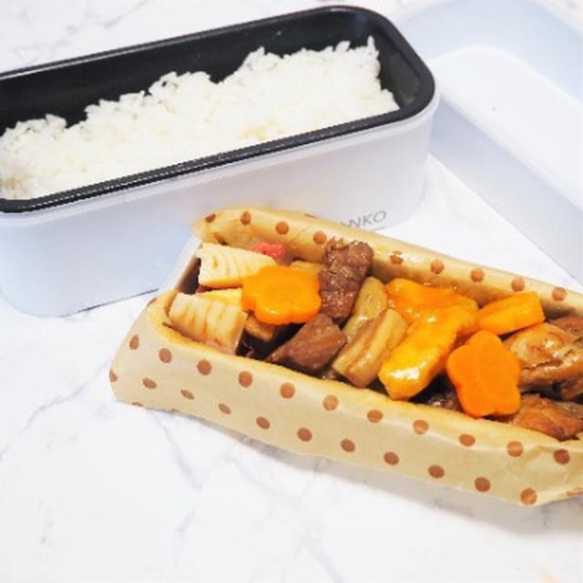 画像: コンパクトでごはんが炊ける&おかずも温められる!2段式超高速弁当箱炊飯器☆