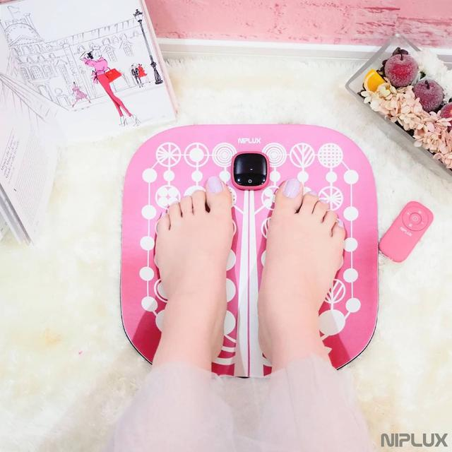 画像: 【むくみ・冷え対策】脚専用のEMS健康美容家電「NIPLUX LEG RELAX」でながらケア