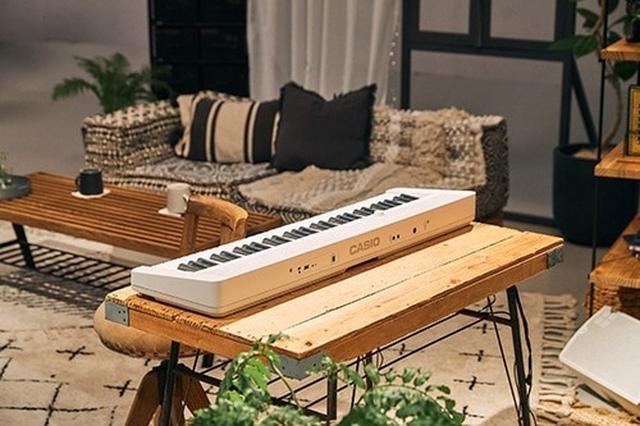 画像: 【おうち時間・おうちピアノ】カシオの人気電子キーボード「Casiotone」新製品発表会