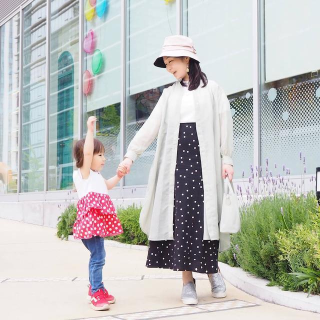 画像: 【親子リンクコーデ】横浜のアンパンマンミュージアムへ