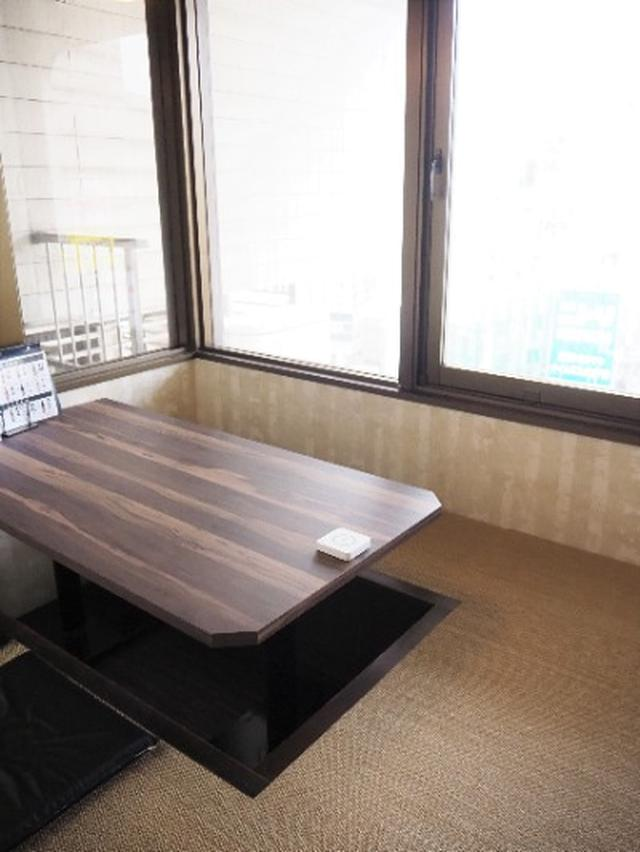 画像: 完全個室で安心して利用できる・旬菜とお肉のお店 北丸 新宿南口店