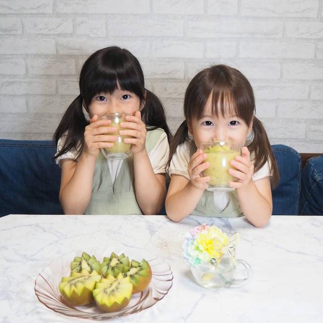 画像: 【おうちごはん・おうちカフェ】キウイたっぷりな朝ごはんでパワーチャージ