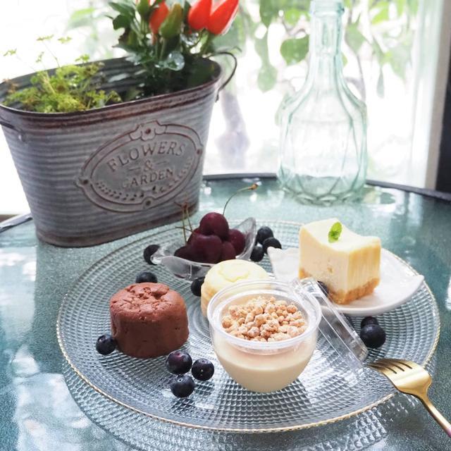 画像: 【テイクアウト】食感も楽しめるスイーツ「チーズころん by BAKE CHEESE TART」