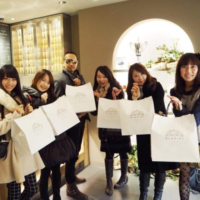 画像: GLACIEL♡ホワイトデー&春新商品の試食会