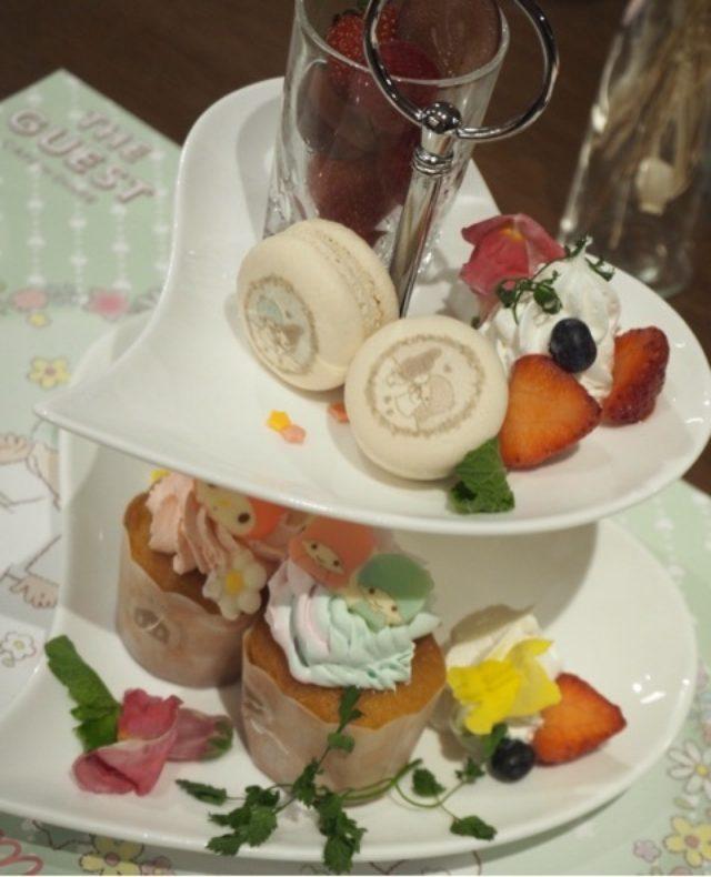 画像: キキララ&マイメロディ♡40th anniversary cafe