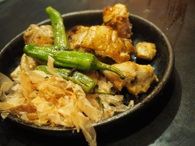 画像: ●丹波地鶏もも肉のゆず胡椒ぽん酢炒め