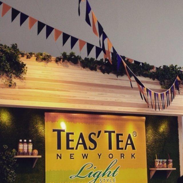 画像: TEA'S TEA フルーツハロウィン♡代官山T-SITE GARDEN GALLERY
