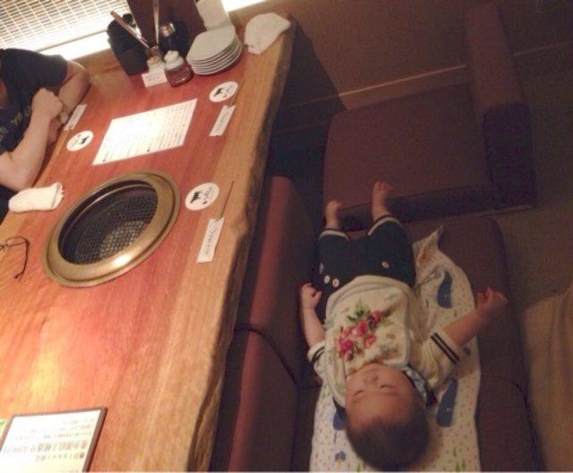 画像: with Baby♡お座敷個室で子連れ焼肉