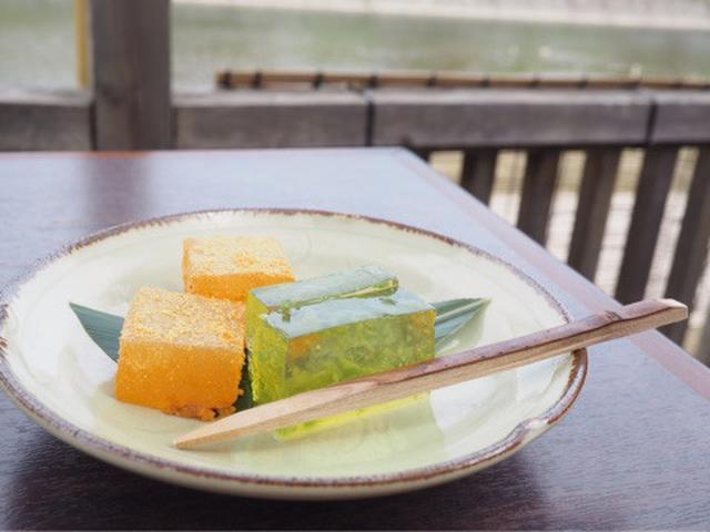 画像: 鴨川沿いの納涼床でミニ懐石♡先斗町 花柳