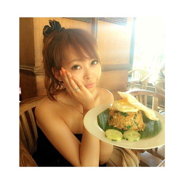 画像: 毎日ナシゴレン食べてる(・v・;;)#バリ#ナシゴレン