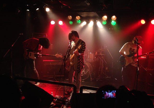 画像: 挫・人間 (2014.4.27@新宿紅布)