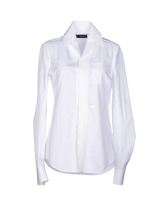 画像1: 春が来たら、上質な白いシャツを。足元は思いっきり遊んで、自分らしさを出しましょう!