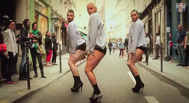 画像2: 究極のオトメンがフェロモン全開!色気を放つ男性3人のダンスパフォーマンスがカッコよすぎる。