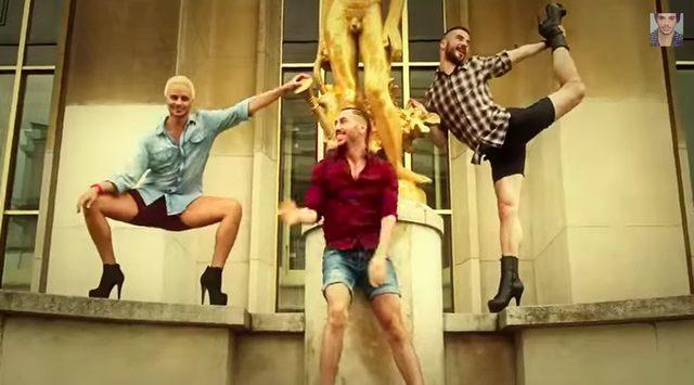 画像3: 究極のオトメンがフェロモン全開!色気を放つ男性3人のダンスパフォーマンスがカッコよすぎる。